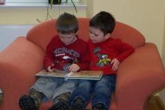 05.04.2013 Wickies besuchen die Bibliothek
