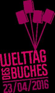 Logo Welttag des Buches