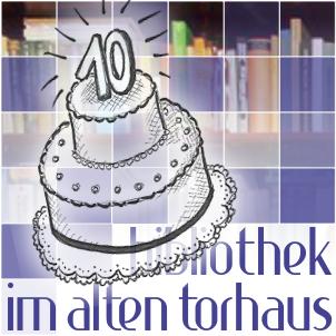 10 Jahre Bibliothek