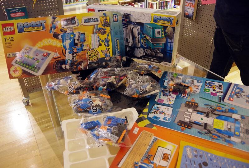 unsere tollen Legos